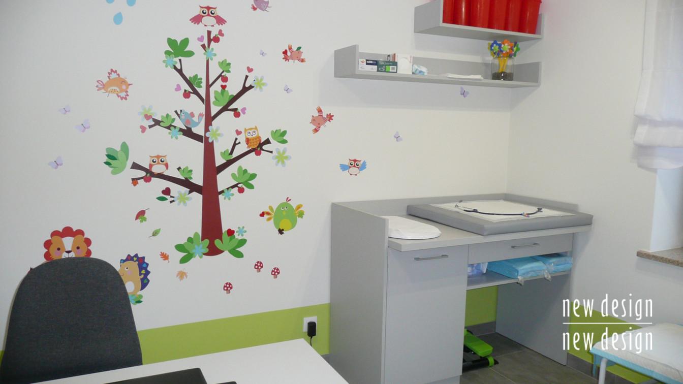 Lokale użytkowe – Architektura wnętrz Anna Berner Paluch www.new-design.pl