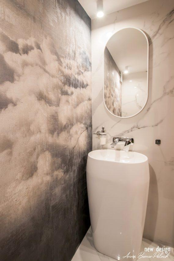 Łazienka wchmurach